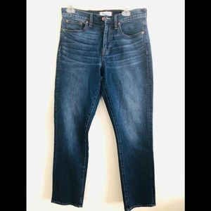 Madewell | Cruiser Straight Jeans Size 28